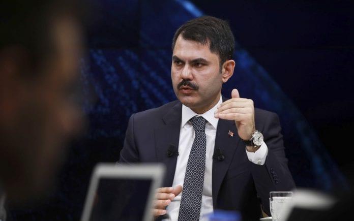Çevre ve Şehircilik Bakanı Murat Kurum: Barış Pınarı Harekatı Sonrası 140 Köylük Yerleşim Alanı İnşa Edeceğiz