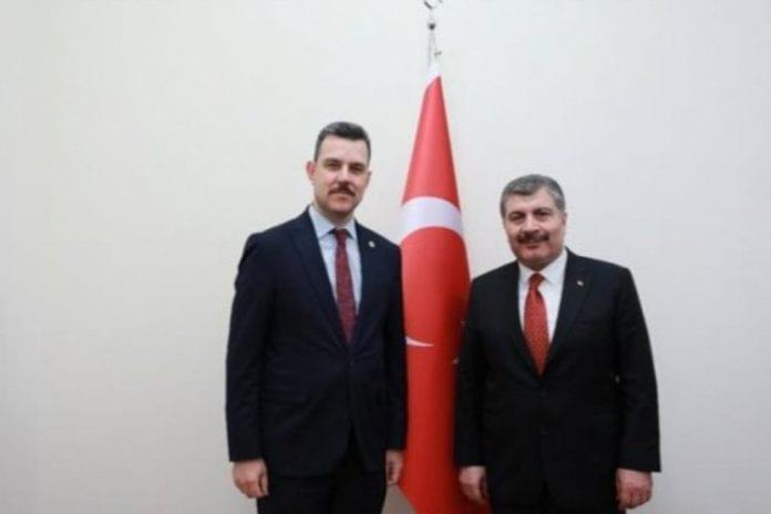 Milletvekili Esgin'den Bursa'ya Sağlık Yatırımı Müjdesi