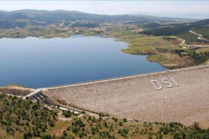 Sarıçay Barajı'nda İnşaat Çalışmaları Başlıyor