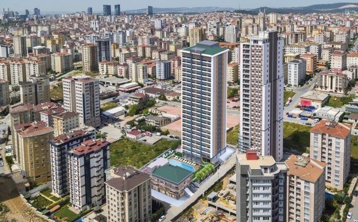 AYK Plus'tan Time Life İstanbul Projesi Yeni Yılda Hazır!