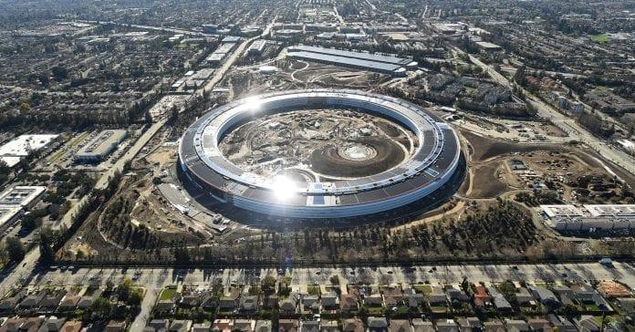 Apple 1 Milyar Dolarlık Yeni Kampüs İnşaatına Başladı