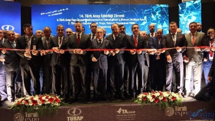 14. Türk Arap İşbirliği Zirvesi