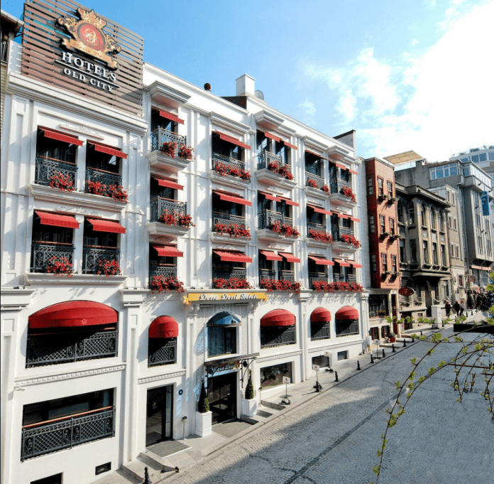 Dosso Dossi'den İstanbul'a Yeni Otel