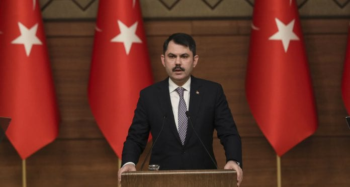 Çevre Bakanı Murat Kurum'dan 2020 Kentsel Dönüşüm Planı Açıklaması