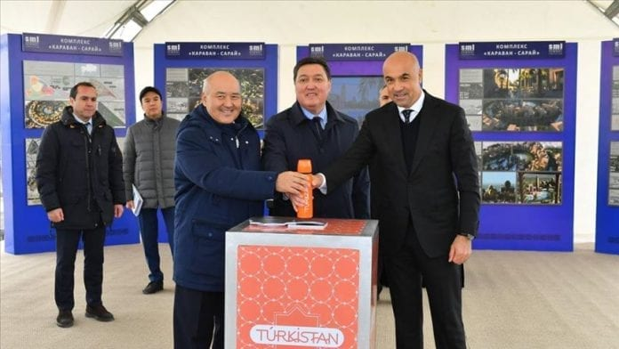 Türk Firma Kazakistan'daki En Büyük Turistik Tesisi İnşa Edecek