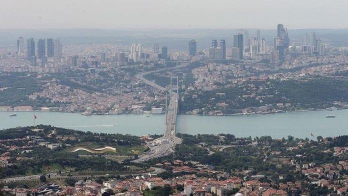 İstanbul'da Yatay Mimari Dönemi