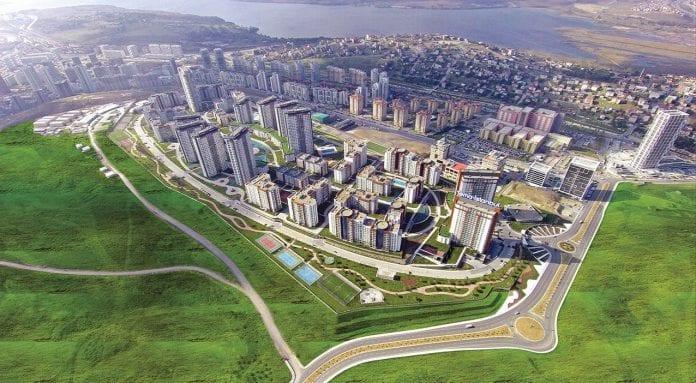 Tema İstanbul Projesinin Tercihi CMD Metal