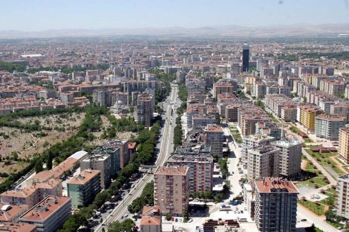 Konya'da Dönüşüm Devam Ediyor