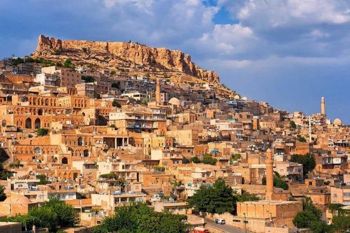 Mardin'e 450 Odalı Otel Yapacak