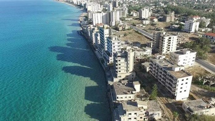 Hayalet Şehir Maraş İçin Kritik Hamle: Akdeniz'in Las Vegas'ı Turizme Kazandırılacak!