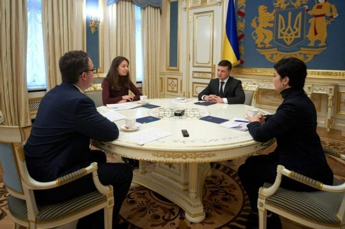 Ukrayna, Kırımlılar İçin Yeni Şehir Kuracak