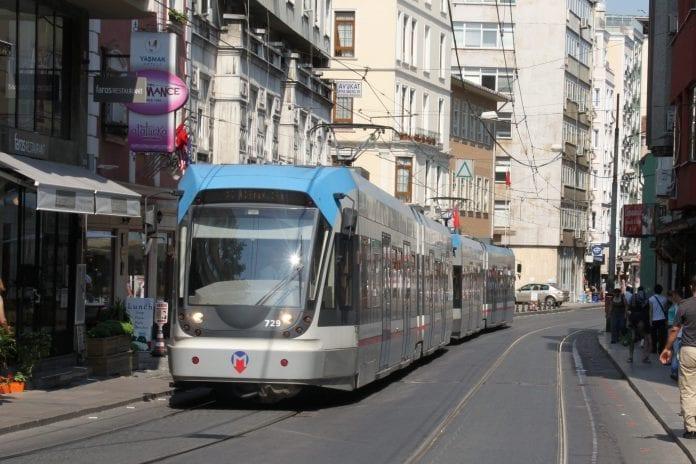 Eminönü-Alibeyköy Tramvayı Yıl Sonuna Yetişecek!