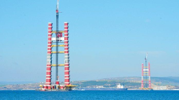 Çanakkale Köprüsü Son Durum: Çelik Kule Son Blok Yerleştirme Töreni Düzenlenecek!