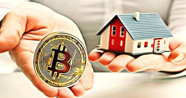 Antalya'da Bitcoin BTC ile 1.25 Milyon Dolarlık Ev Satışı Yapıldı