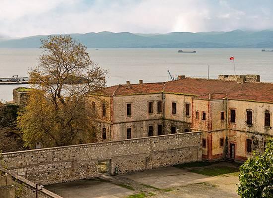 Sinop Tarihi Cezaevi ve Müzesi'nin Restorasyonu 2 Yılda Tamamlanacak!