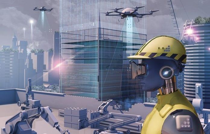 İnşaat Sektöründe Yeni Proje: 24 Saat Çalışacak Robot İnşaat İşçileri Geliyor!