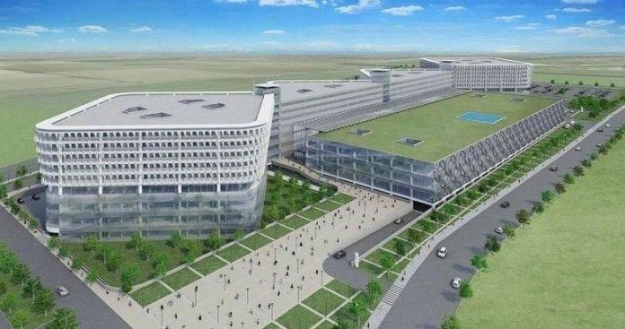 950 Yatak Kapasiteli Aydın Şehir Hastanesi İçin İhale Yapıldı!