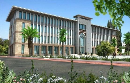 Antalya Manavgat'a Hükümet Konağı İnşa Edilecek!