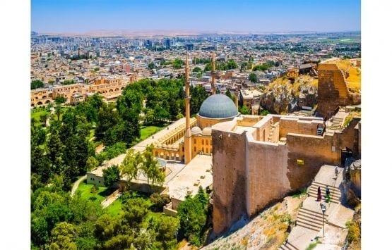 Şanlıurfa Eyyübiye'nin Çehresi Kentsel Dönüşümle Değişiyor!