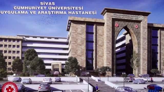 500 Milyon Liraya Mal Olacak Üniversite Hastanesi İnşaatı Hızla Yükseliyor