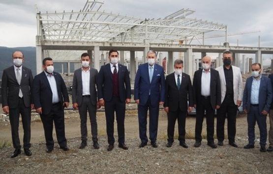 Aydın Buharkent OSB'de Fabrika Yatırımı Atağı!