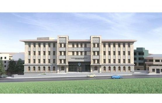 Gaziosmanpaşa Yeni Emniyet Binasının İnşaatı Başladı