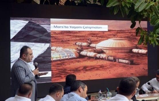 Kuşadası'nda Mars Kolonisi Konseptli Turizm Tesisi Kurulacak!