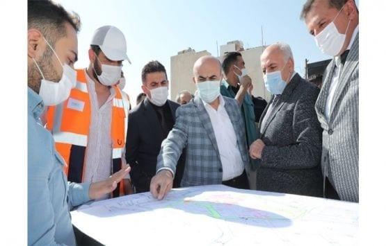 Mardin'deki Kentsel Dönüşüm Çalışmalarında Son Durum Ne?