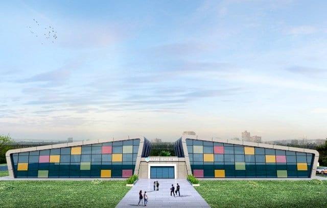 Büyükşehir Belediyesinden Engelsiz Spor Salonu