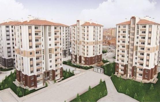 TOKİ'den Karaman'a 265 Yeni Konut!