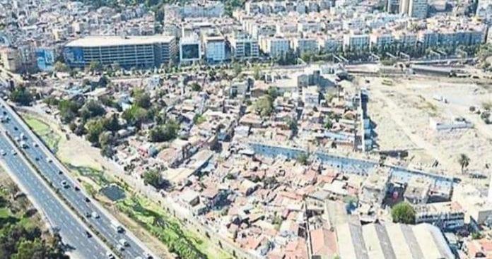 İzmir'de Kentsel Dönüşüm Başladı