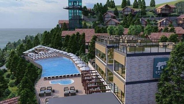 Kastamonu'ya 2 Yeni Otel