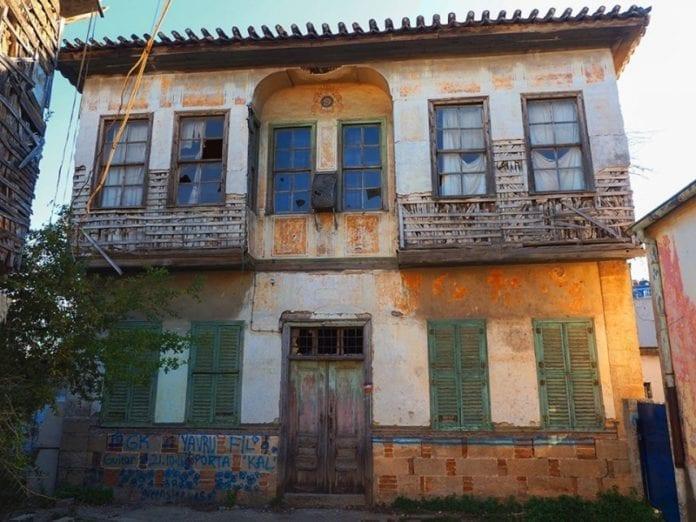 Antalya'da Yeni Bir Kentsel Dönüşüm