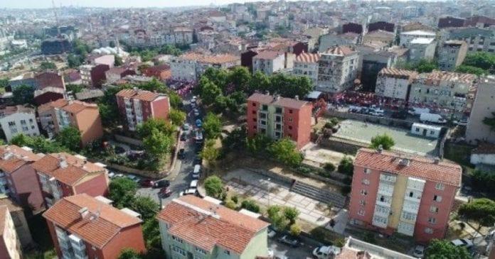 Tozkoparan Kentsel Dönüşüm Projesine Bakanlık Dahil Oldu