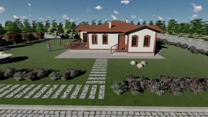 Köy Evleri Projesi Hayata Geçiyor