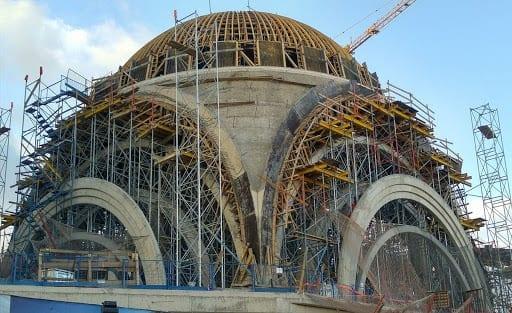 Yeni Cami İçin Protokol İmzalandı