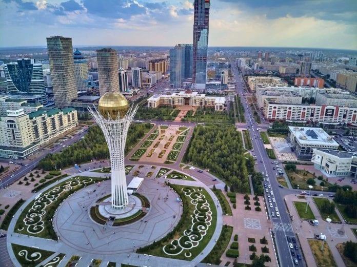 Kazakistan'dan Çağrı!
