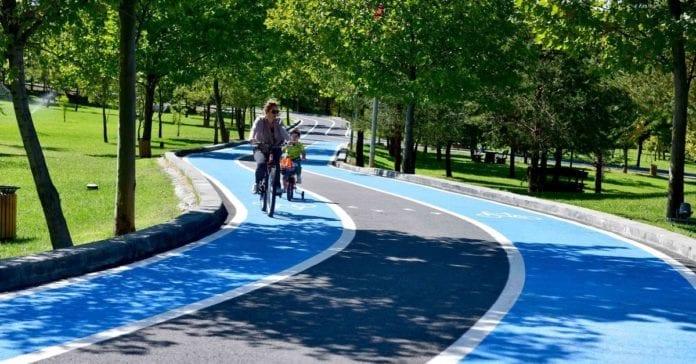 Trabzon'a Bisiklet Yolu İnşa Edilecek!