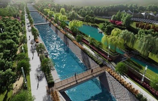 Viranşehir'e Millet Bahçesi Müjdesi